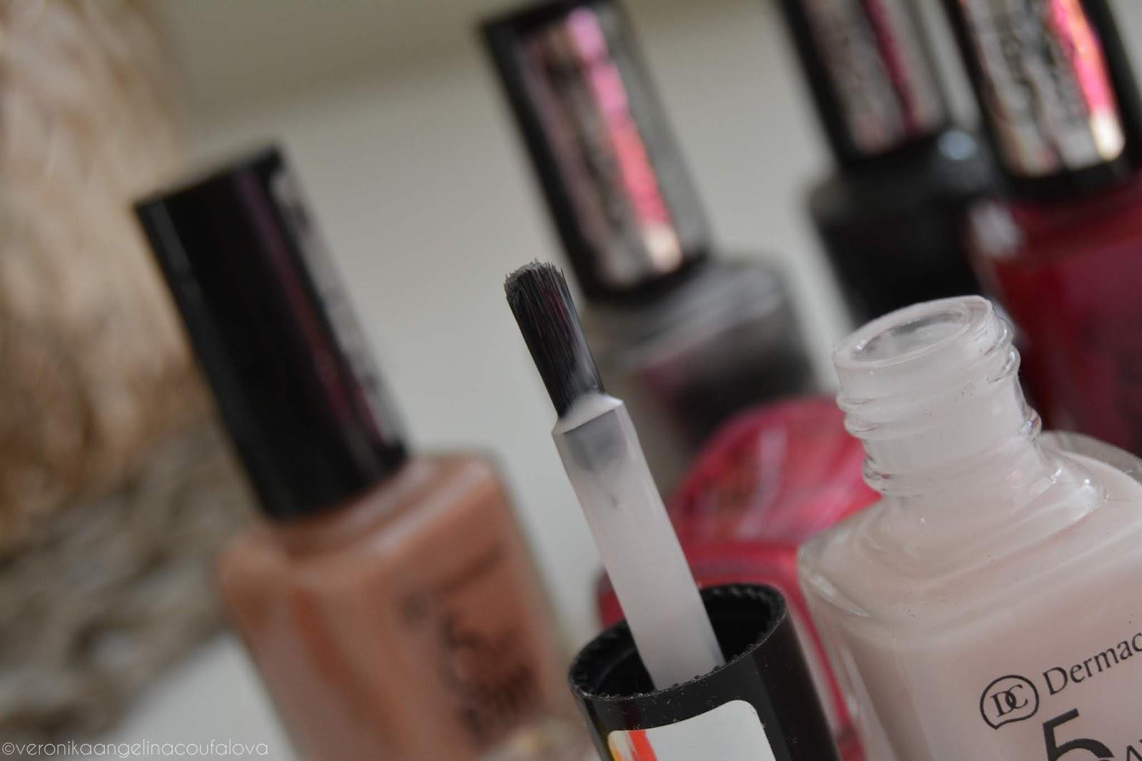 Angelina Beauty Blogger Dermacol 5 Day Stay Dlouhotrvajici Laky Na Nehty Mini Summer Collection Letni Laky Na Nehty