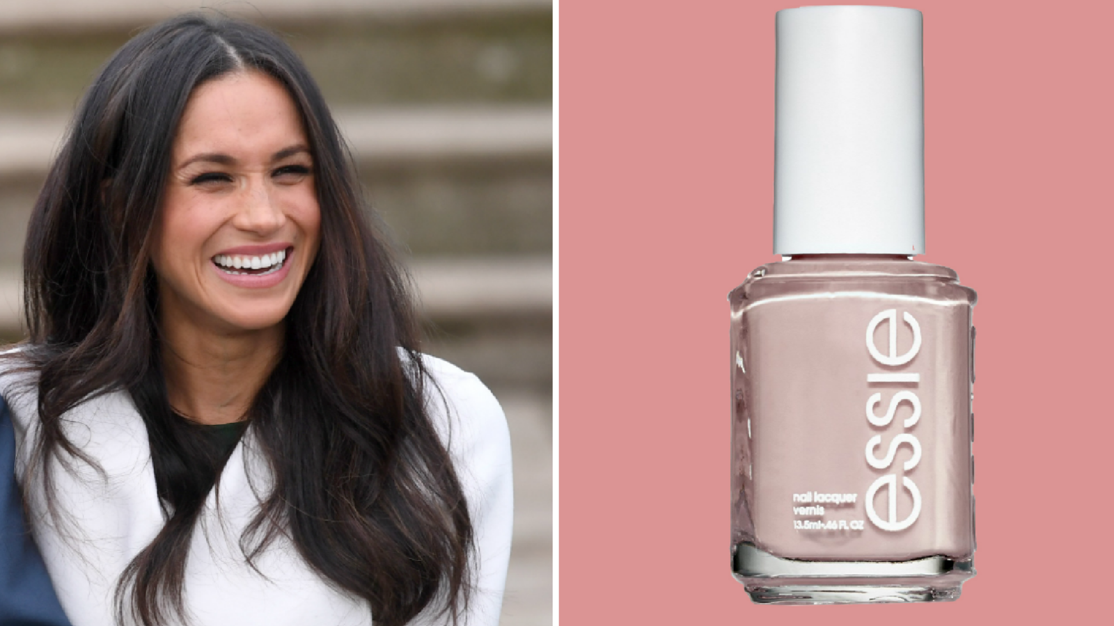 We Re 99 Positive Meghan Markle Will Wear One Of These Essie Nail Polishes To Her Wedding Essie Nail Polish Wedding Nail Polish Essie Nail