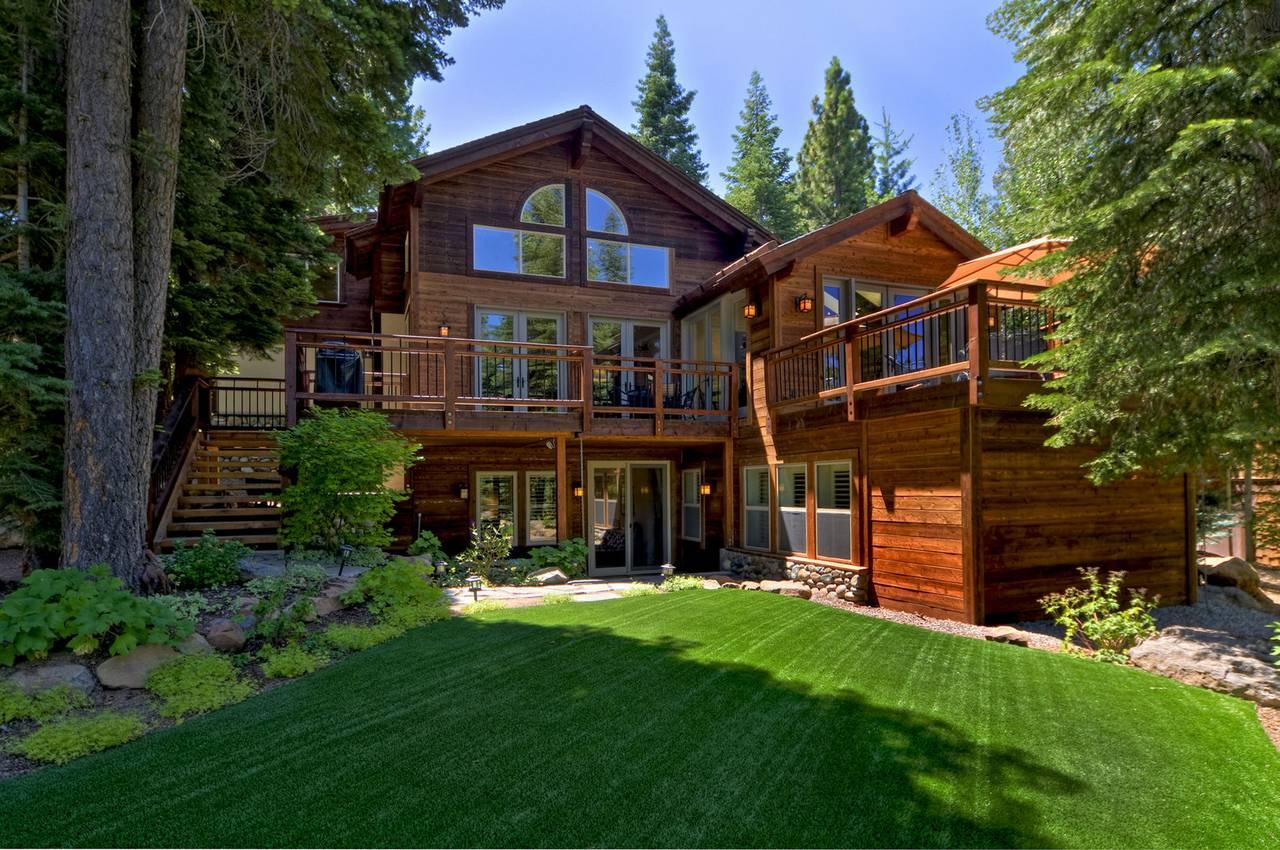 Lake Tahoe Rental Big Springs At Northstar
