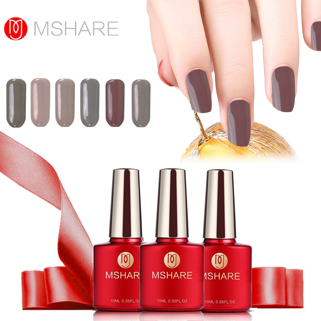 Mshare Nude Zelowy Lakier Do Paznokci Bezowy Zel Uv Do Lampy Led Czarny Gellak Soak Off Gelpolish Brazowy Seria Kawy Kolory Lakier Zelowy Colors Gel Uv Gelnude Gel Aliexpress