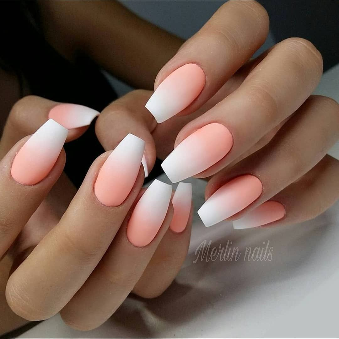 70 Best Winter Nail Art Designs You Need To Copy In 2020 Ombre Nehty Gelove Nehty Nehty