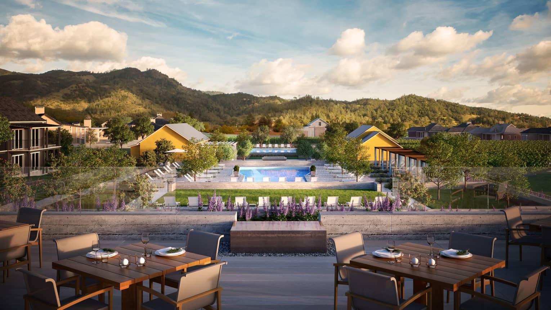 Napa Valley Luxury Hotel Four Seasons Resort And Residences Napa Valley