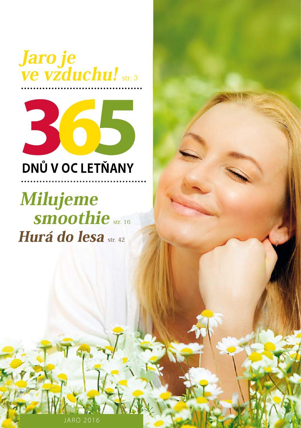 365 Dnu V Oc Letnany Jaro 2016 By Ocl Bpublishing Issuu