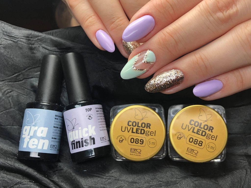 Grafen Gel Lak Podkladovy Bio Nails