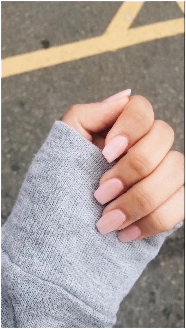 139 Neutral Nail Goals 167 Cynthiapina Me In 2020 Neutral Nails Simple Nails Short Acrylic Nails
