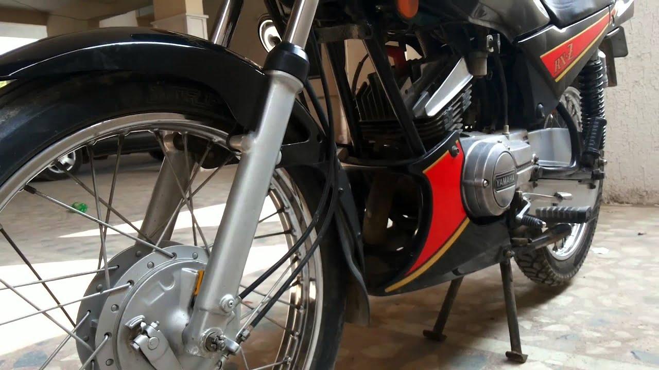 Rxz 135 Cafe Racer By Caferacer Vintagerocker