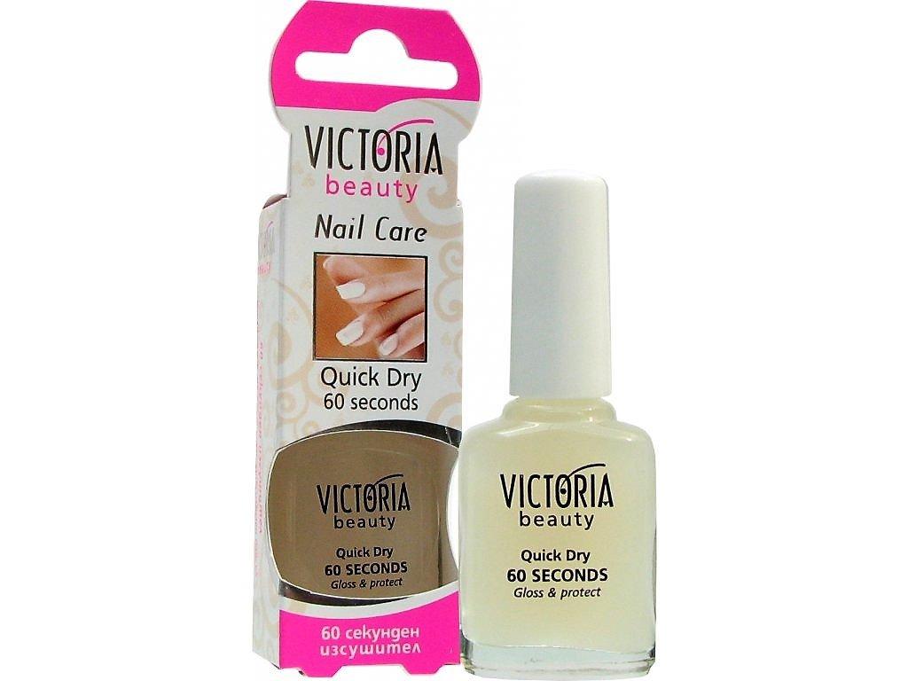 Victoria Beauty Nail Care 60 Sekundovy Urychlovac Schnuti 12 Ml Salondoma Cz