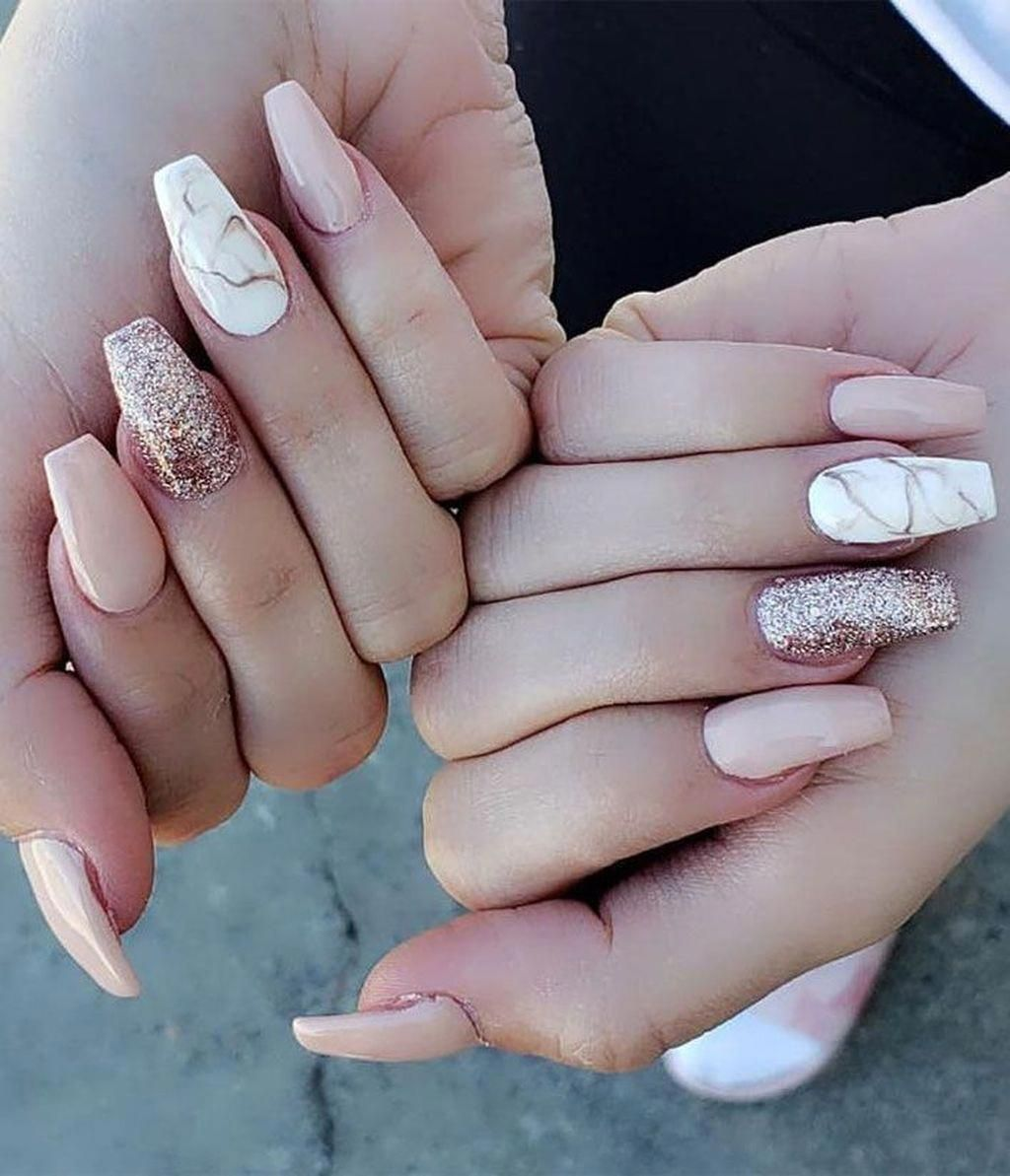 Stylish 39 Hottest Ombre Nails Art Design Ideas To Try This Season Ombrenails In 2020 Fancy Nail Art Chic Nail Art Fancy Nails