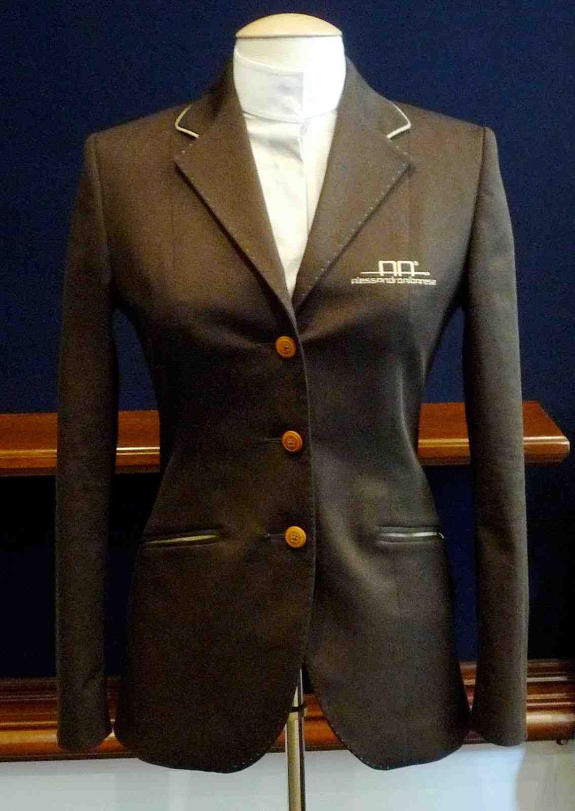 Alessandro Albanese Oughton Limited Equestrian Outfits Fashion Show Jackets