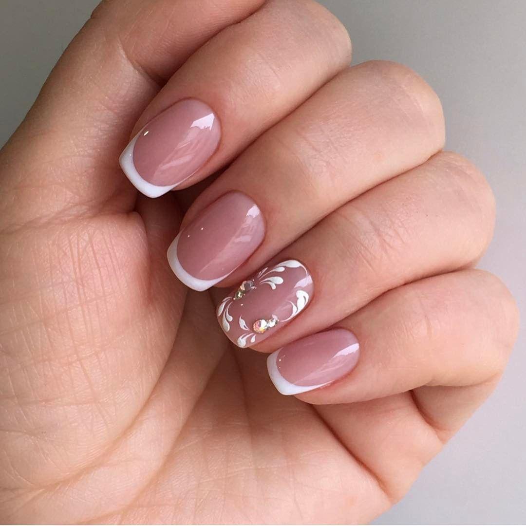 Pin By Kristina Sapakova On Wedding Nails In 2020