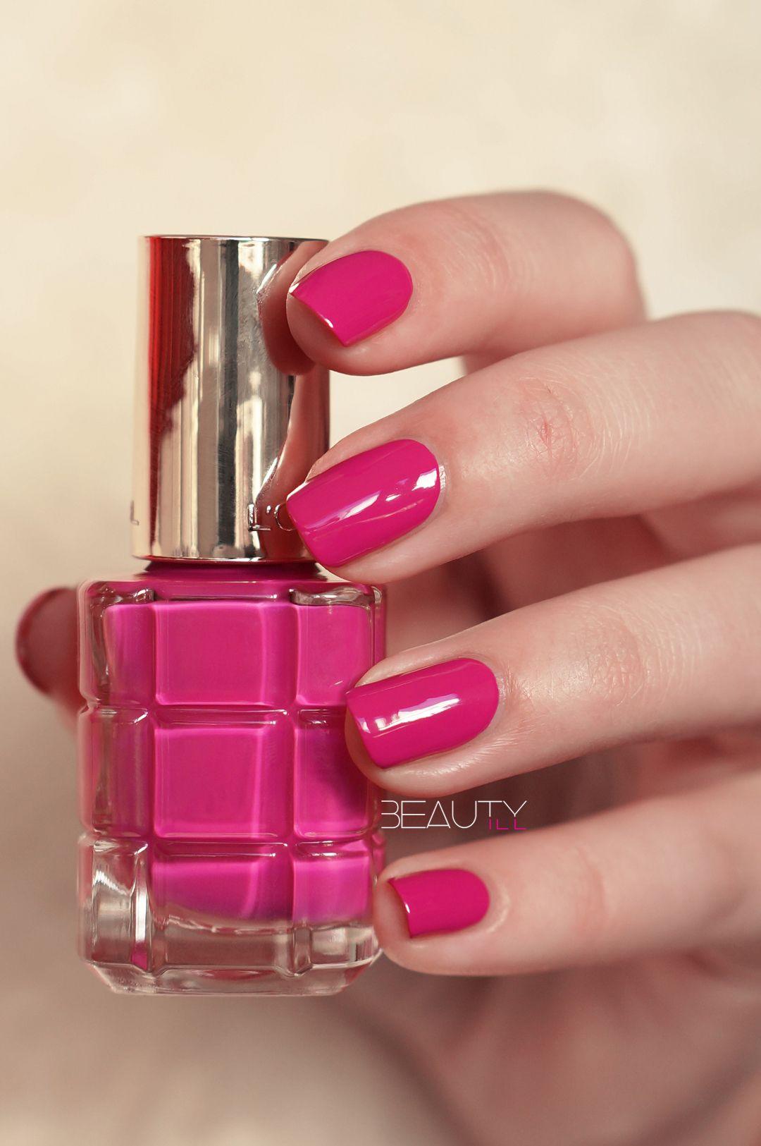 L Oreal Paris Color Riche Oil Infused Nagellak Loreal Nail Polish Nail Polish Paris Nails