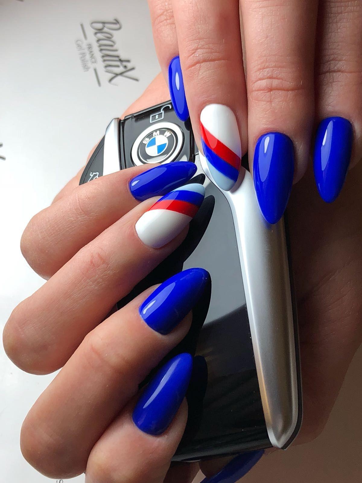 Pin By Anete Martinsone On Bmw Nail Design Nails Nail Designs Nail Art