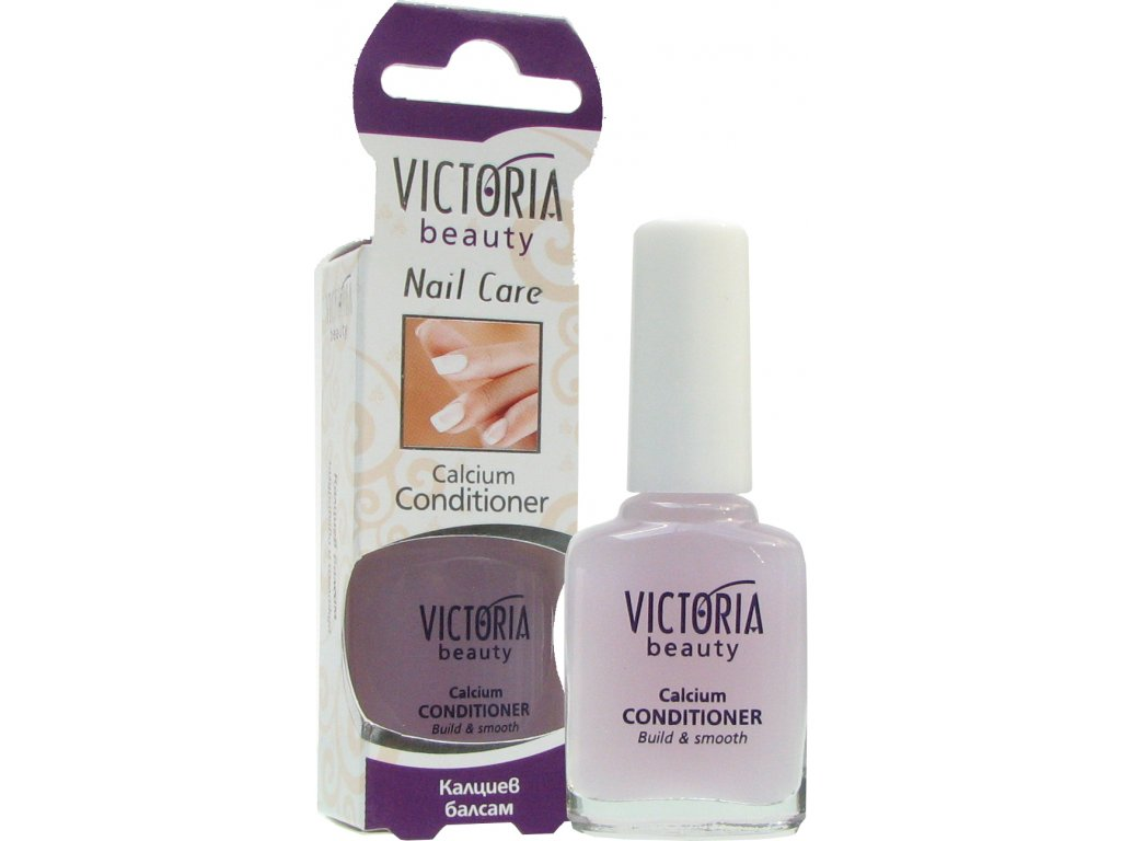 Victoria Beauty Nail Care Kalciovy Balzam Na Nehty 12ml Salondoma Cz