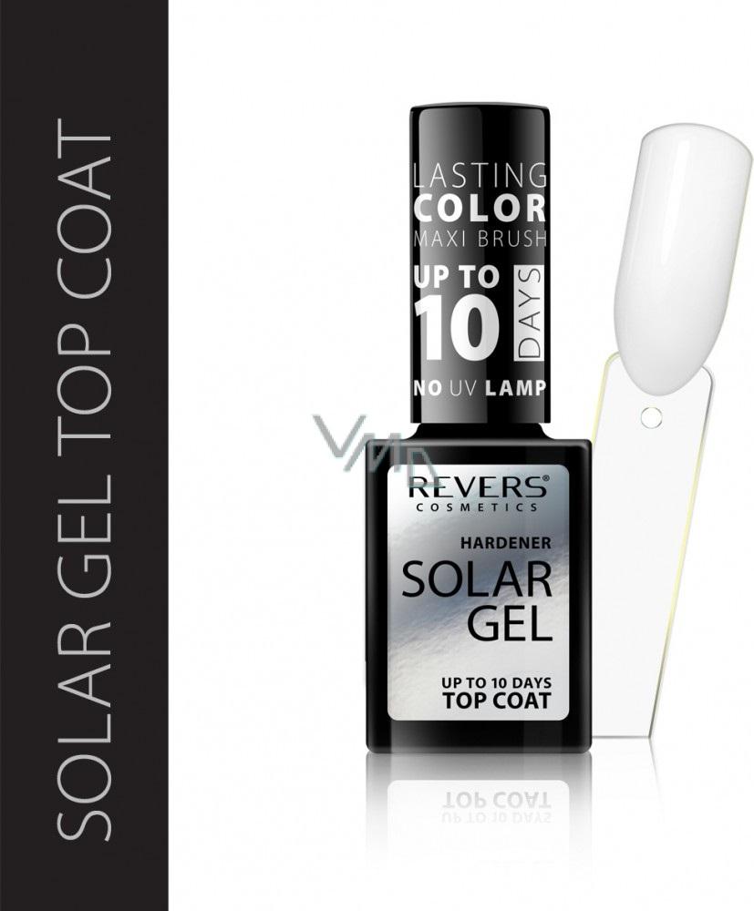 Revers Solar Gel Top Coat Gelovy Kryci Lak Na Nehty 12 Ml Vmd Drogerie A Parfumerie