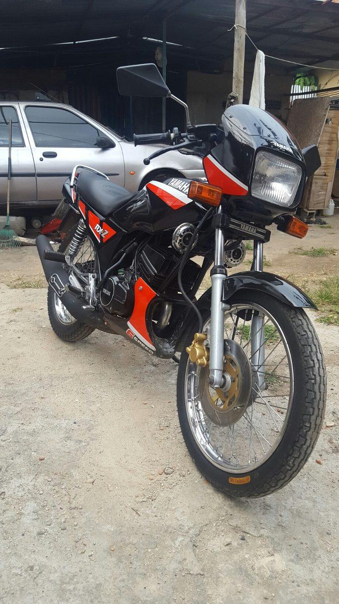 Yamaha Rxz 135 Modelazo Bs 0 02 En Mercado Libre