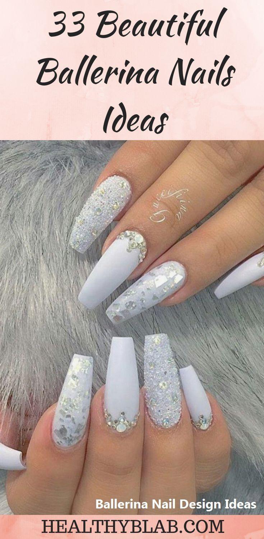 Ballerina Nails On Trend 1 Gelove Nehty Nehty