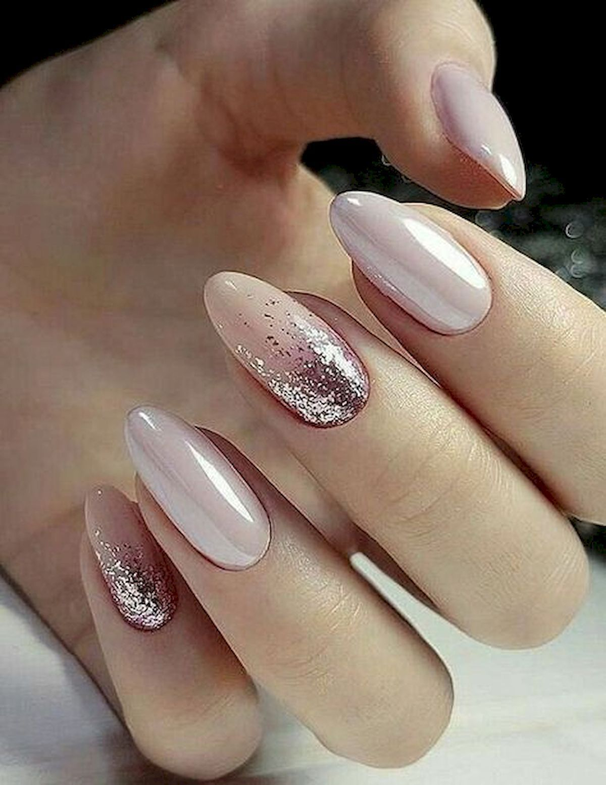 90 Best Spring Nails 2019 Ideas 49 Fashion And Lifestyle Nail Designs Glitter Classy Nail Designs Trendy Nails