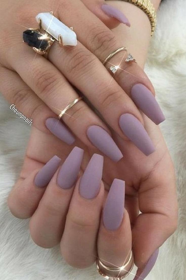 Nails Design Different Types Of Nails Typesofnaildesigns Gelove Nehty Matne Nehty Design Nehtu