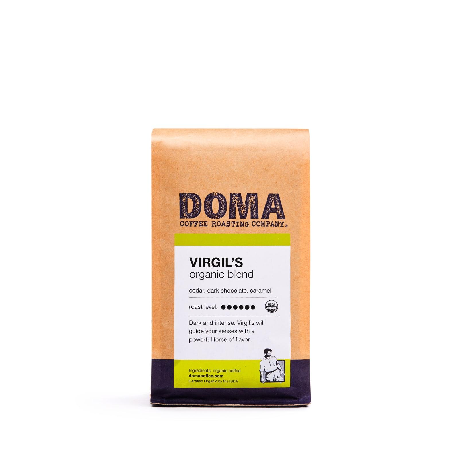 Virgil S Doma Trade Coffee