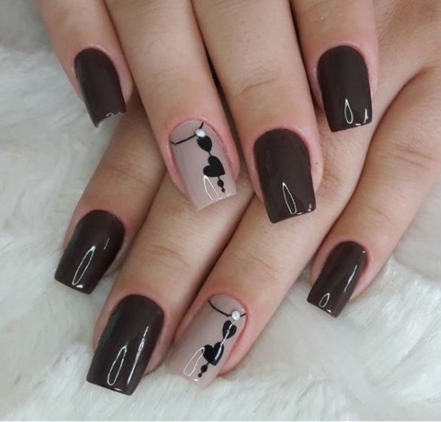 40 Top Amazing Gel Nail Art Of 2019 With Images Gelove Nehty Design Nehtu Nehty