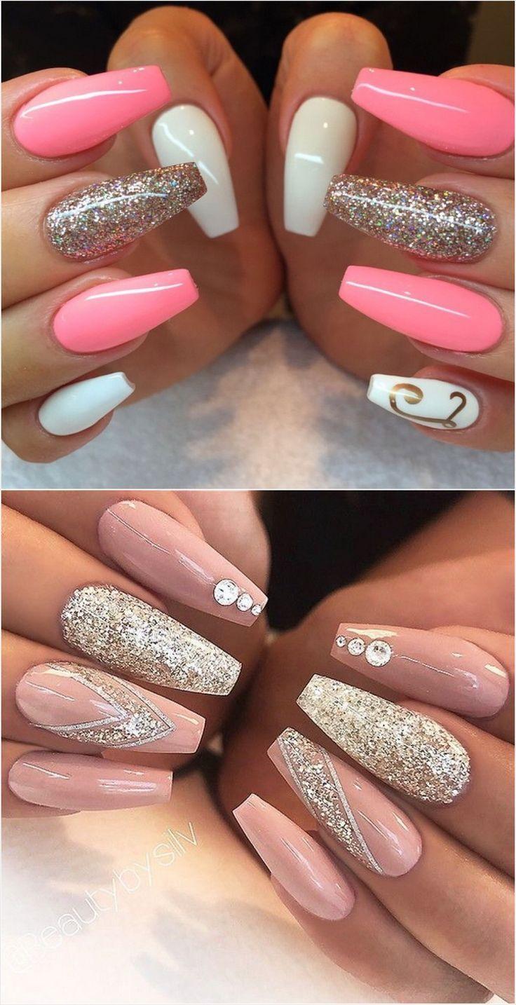 Nails Nailart Nail Art Trends 2018 Trendy Nails Gel Nails Nails
