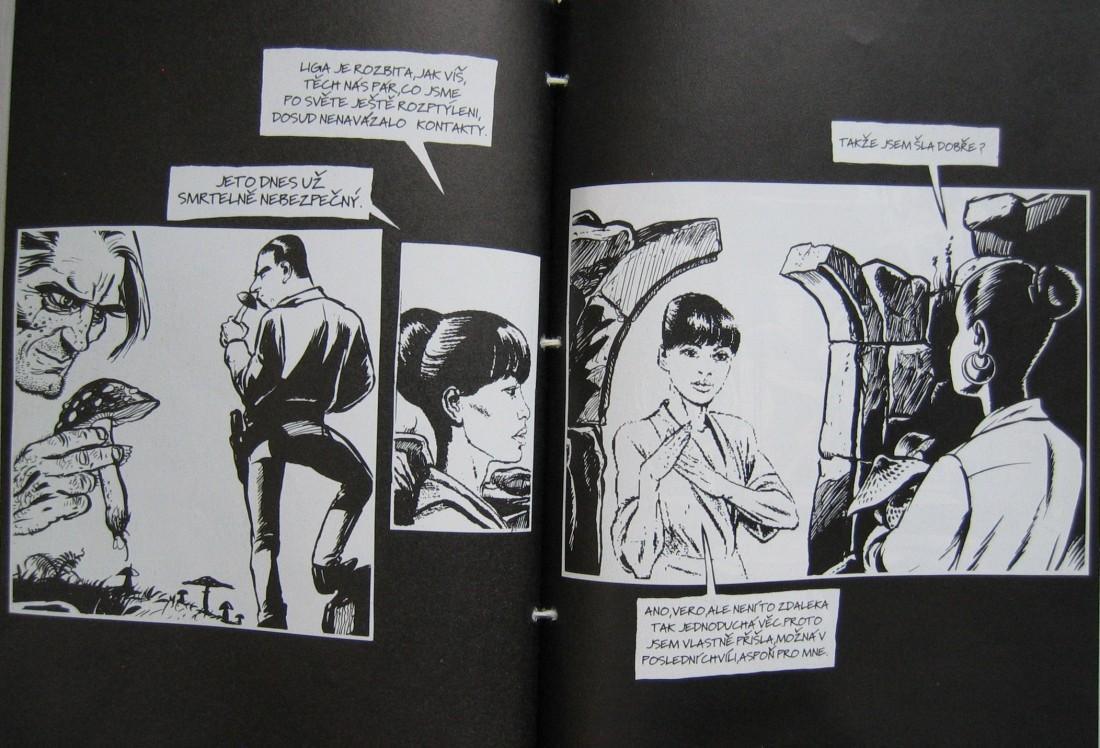 Cybercomics Egon Bondy Casopis Ink