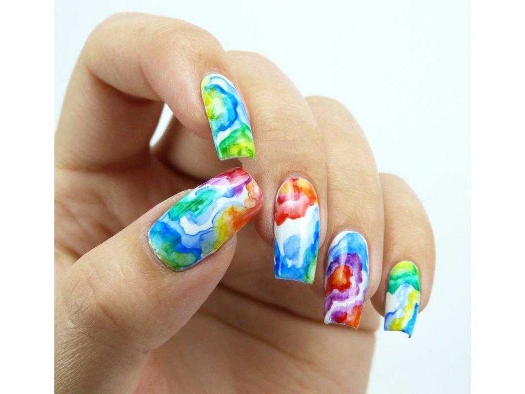 Fantasy Nails Lak Na Nehty Aquarelle C 152 15ml Raj Nehtu