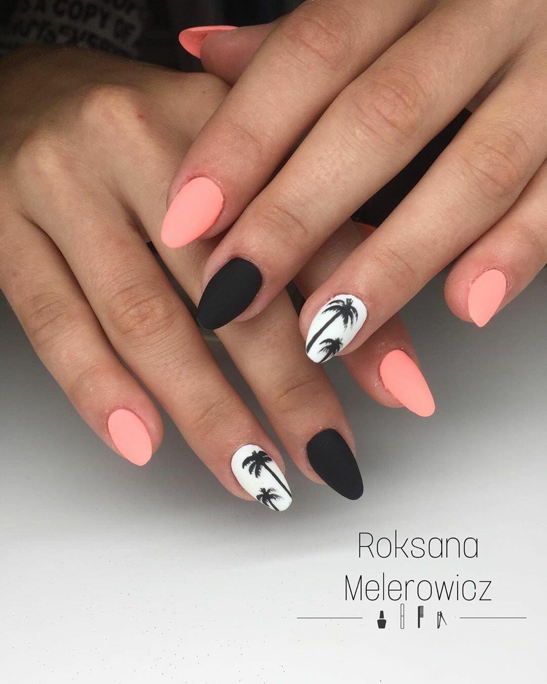 30 Summer Nail Arts You Should Try Gelove Nehty Design Nehtu Nehty