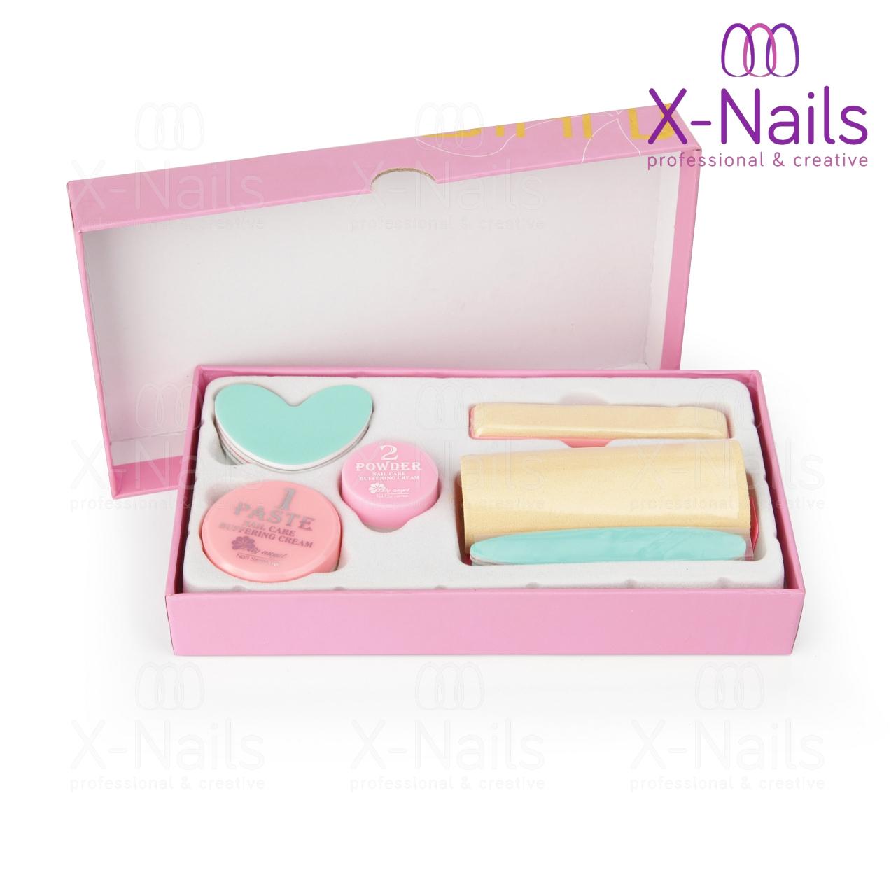 P Shine Japonska Manikura Lily Angel X Nails