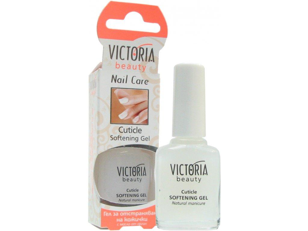 Victoria Beauty Nail Care Gel Pro Odstraneni Kuzicky Okolo Nehtu S Arganovym Olejem 12ml Salondoma Cz