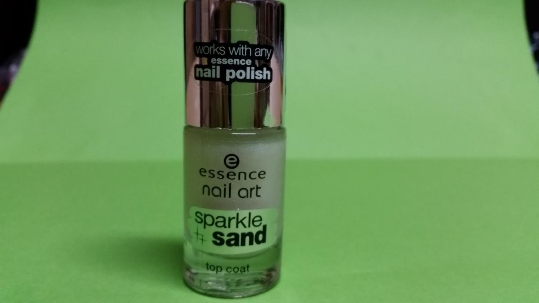 Essence Lak Na Nehty Kryci Sparkle Sand 24 Drogerie Parfemy Bio Produkty