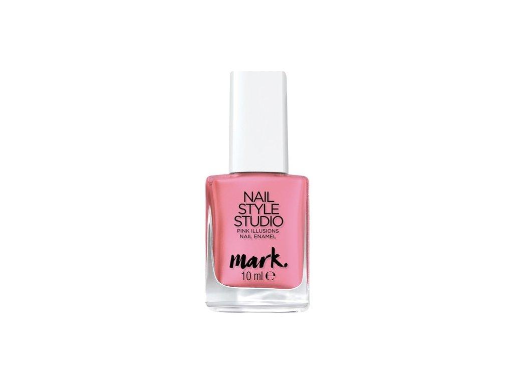 Avon Lak Na Nehty Pink Illusions Pretty In Pink Raj Nehtu