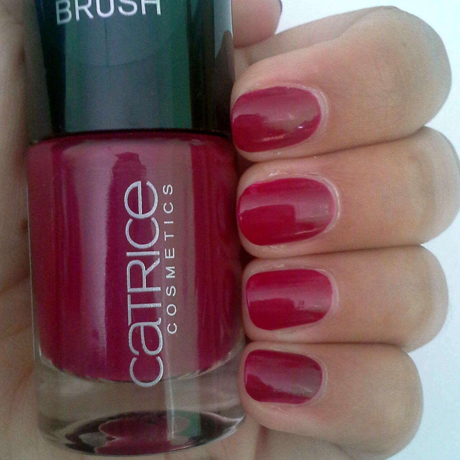 Catrice It S A Very Berry Bash Lana Talks