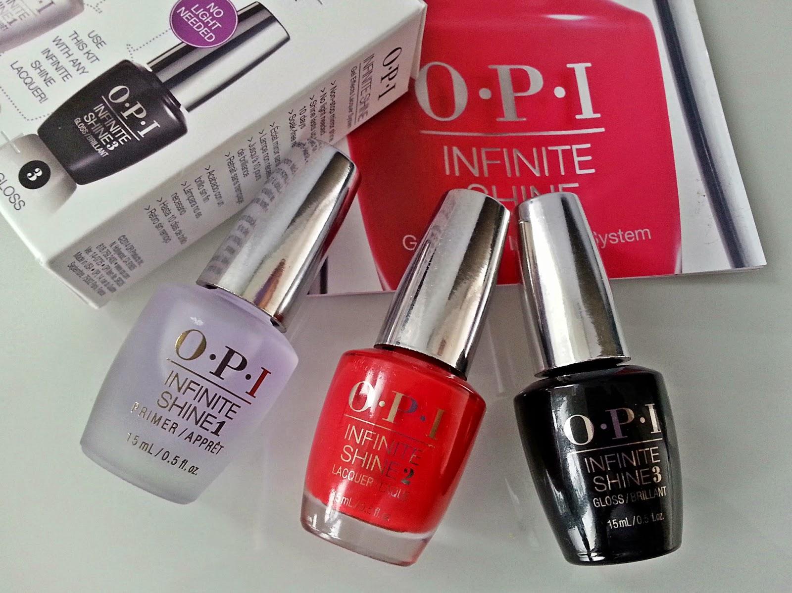 Lakierowa Mania Mani Beauty Blog Opi Infinite Shine Opis Systemu I Moja Opinia
