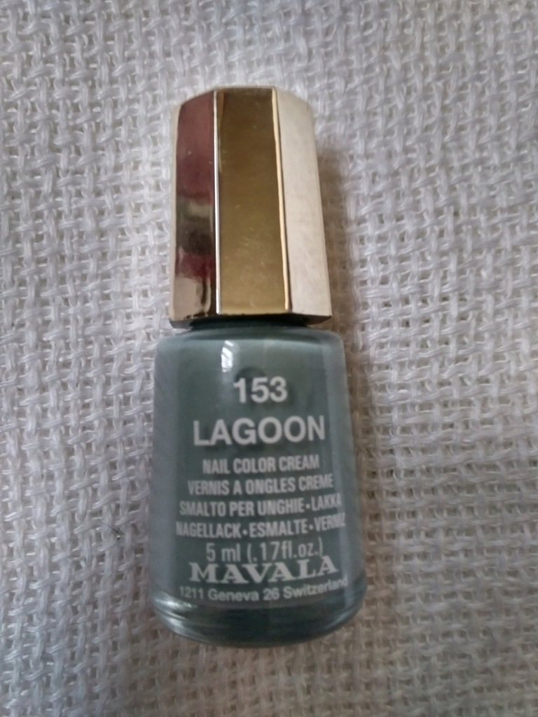 Mavala 153 Lagoon 7835121071 Oficjalne Archiwum Allegro