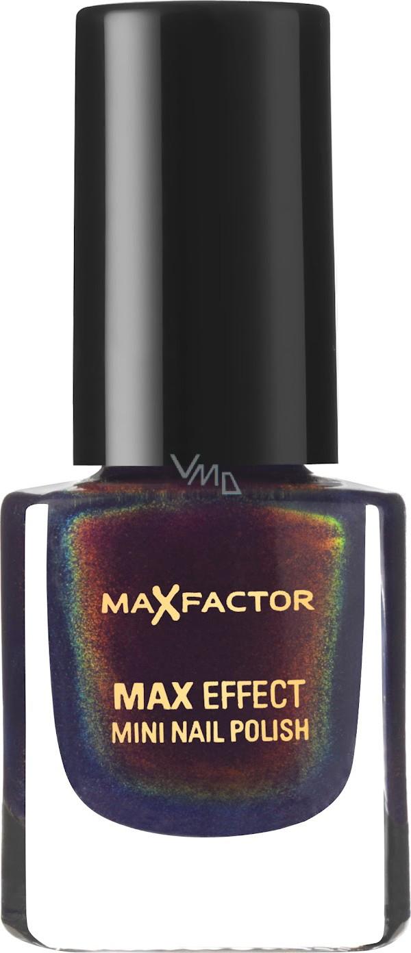 Max Factor Max Effect Mini Nail Polish Nail Polish 45 Fantasy Fire 4 5 Ml Vmd Parfumerie Drogerie
