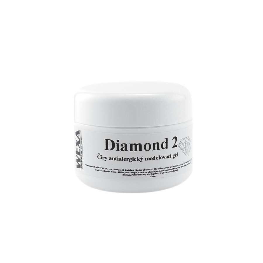 Antialergicky Modelovaci Uv Gel Na Nechty Diamond 2 5ml