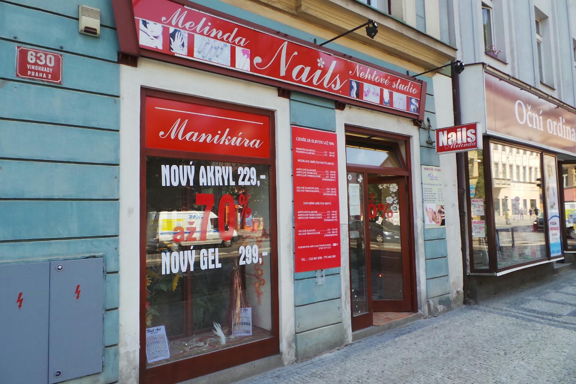 Melinda Nails Praha Firmy Cz