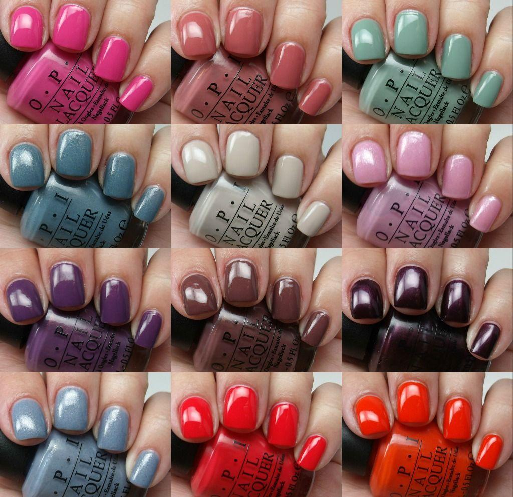 Opi Holland Opi Nail Colors Love Nails Nails Inspiration