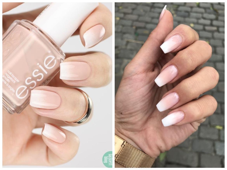 Babyboomer Nails Roztomily Trend Ktery Si Ziska I Vas Fashionmagazin Cz