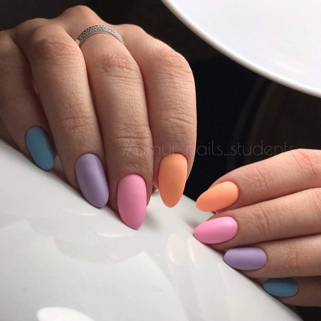 Trends 2019 Matte Nail Polish On Short Nails