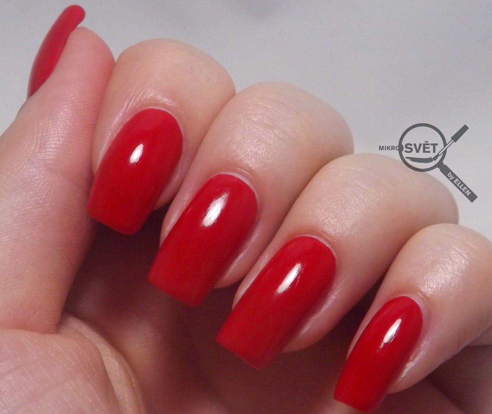 Swatches Review Sleek Viper Nehty Nail Art Lak Na Nehty