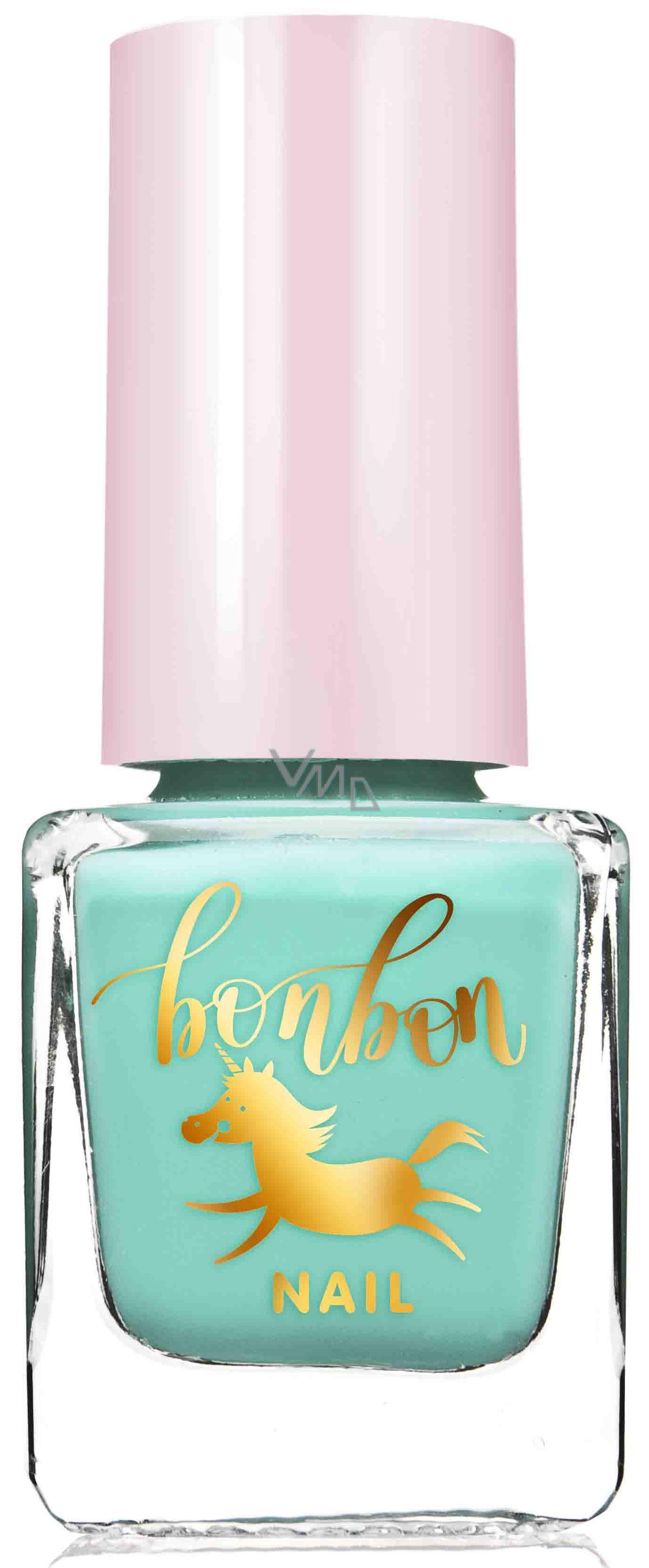 Dor Cosmetics Bonbon Na Vodni Bazi Lak Na Nehty Pro Deti 05 Svetla Tyrkysova 5 Ml Vmd Drogerie A Parfumerie