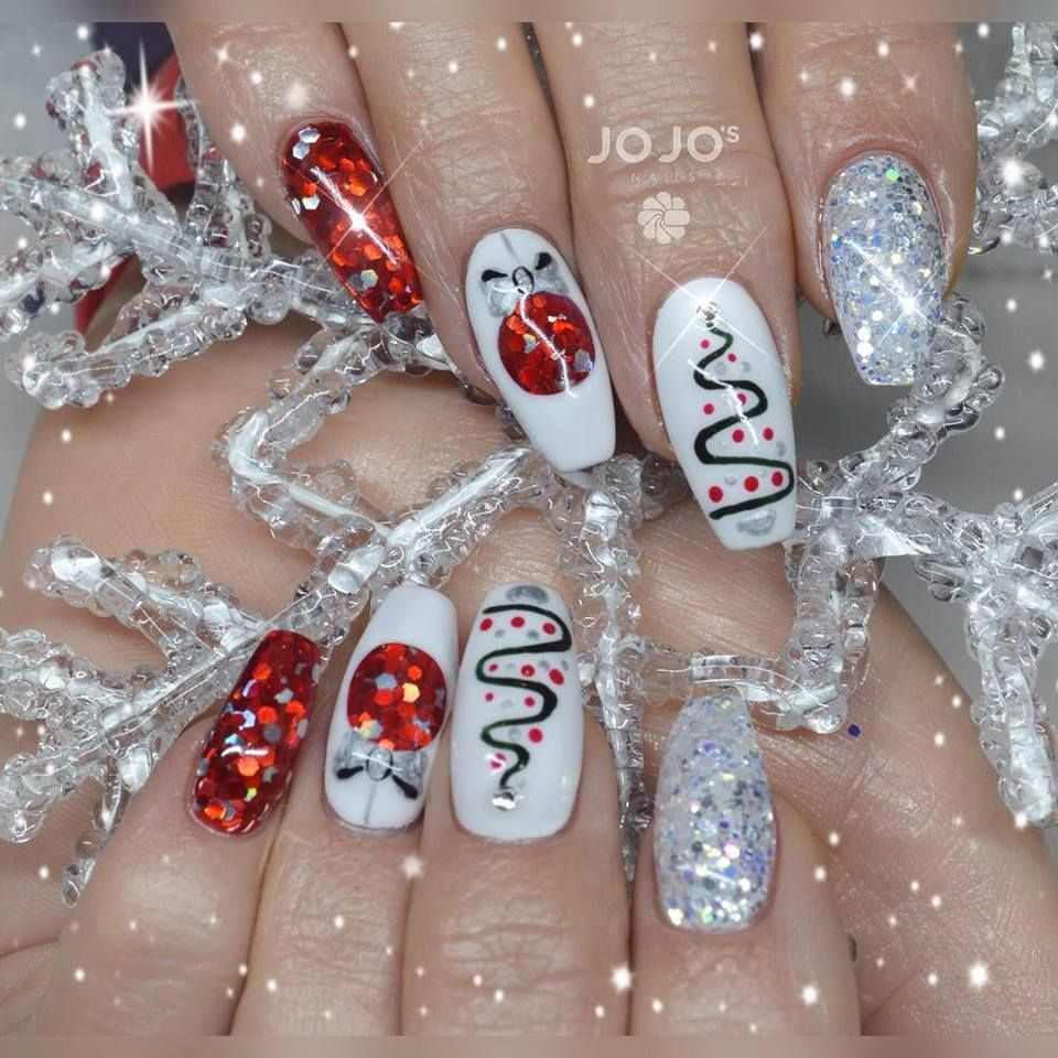 53 Trendy Pool Party Nail Art Designs To Try This Summer With Images Gelove Nehty Nehty Vanocni Nehty