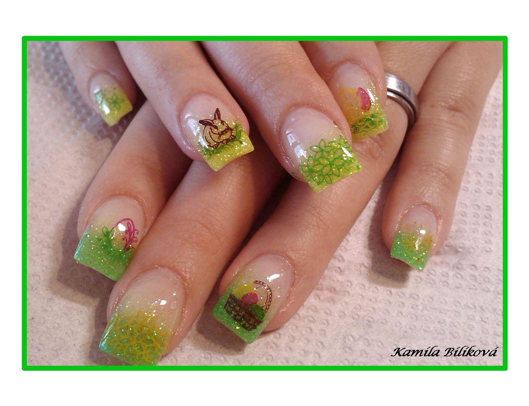 Beauty Nails Uherske Hradiste Modelaz Nehtu