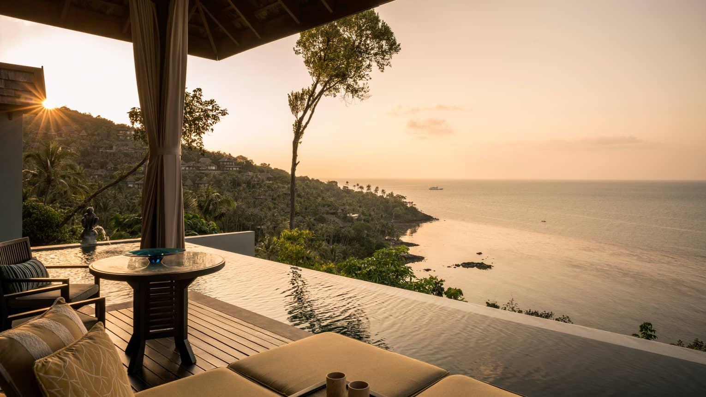 Thailand 5 Star Luxury Beach Resort Four Seasons Resort Koh Samui