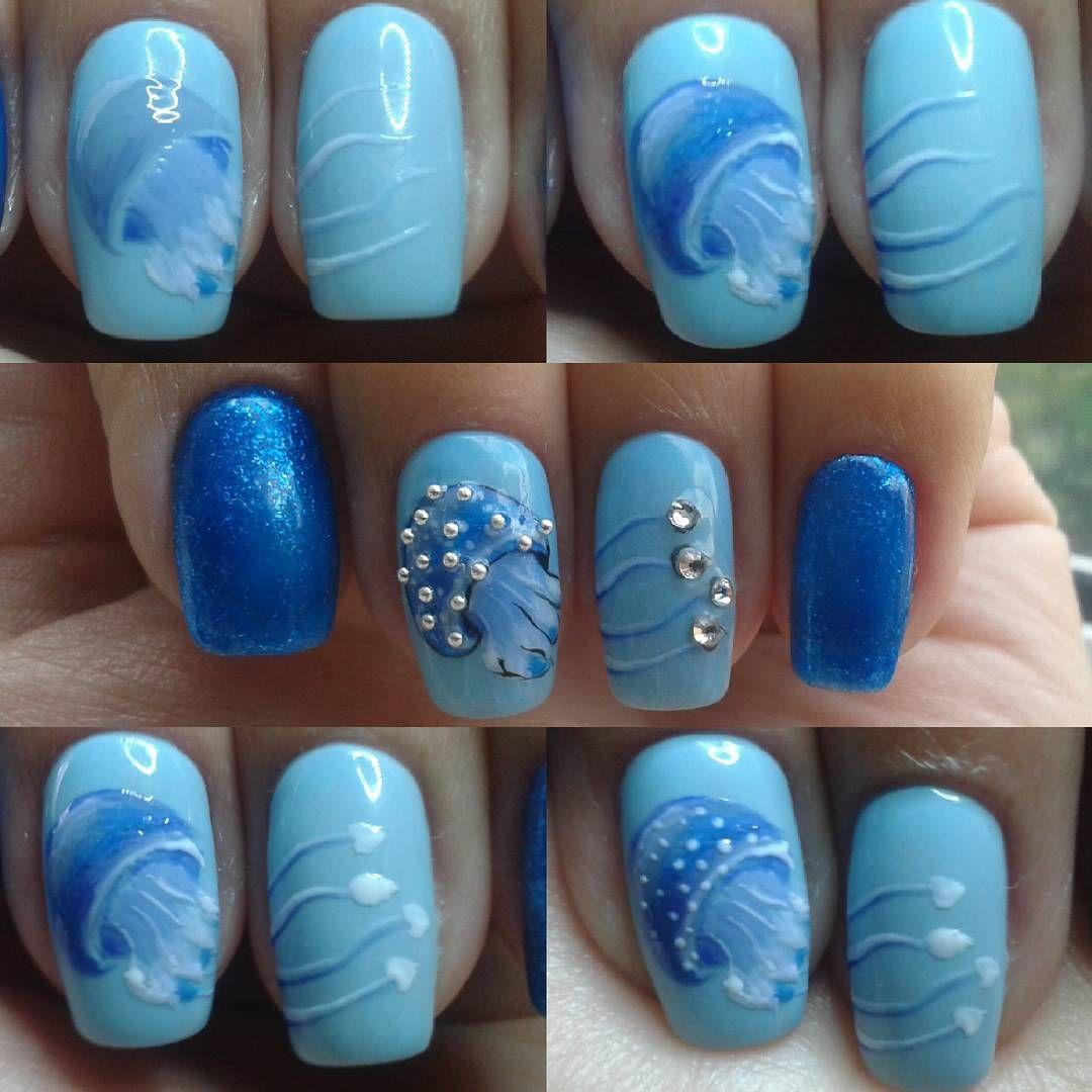 Manikyur Appparatnyj Ibx Sistema Vosstanovleniya Donarashivanie Ugolka Nogtya Pokrytie Gel Lak Rospis Gel Nail Art Summer Nail Art Designs Nail Art Tutorial