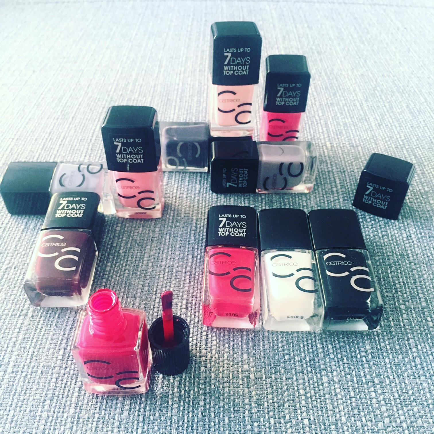 Something Sometimes Inovovane Laky Na Nehty Ico Nails Od Catrice Soutez