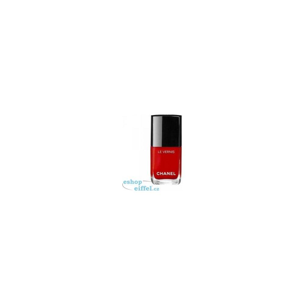 Chanel Le Vernis Lak Na Nehty 18 Rouge Noir 13 Ml Heureka Cz