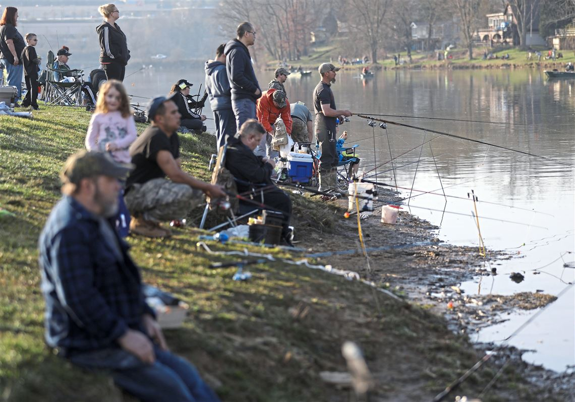 Community Group Works To Save Canonsburg Lake Pittsburgh Post Gazette